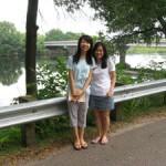 Kate (China) and Jamie (Malaysia) Summer 2010